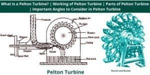 Working of Pelton Turbine