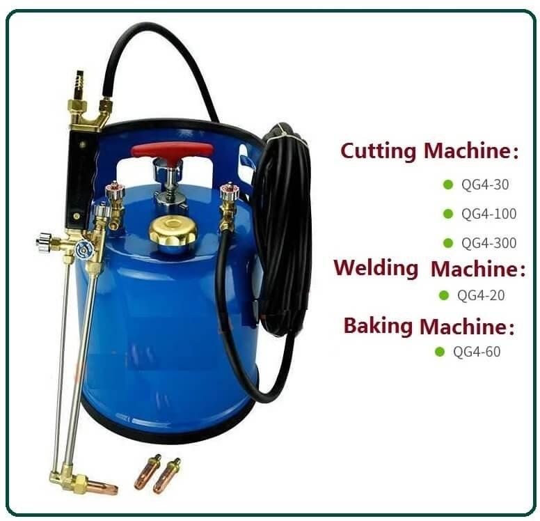 Oxy Gasoline Welding