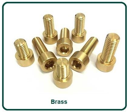Brass.