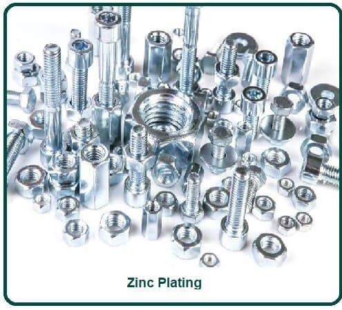 Zinc Plating.