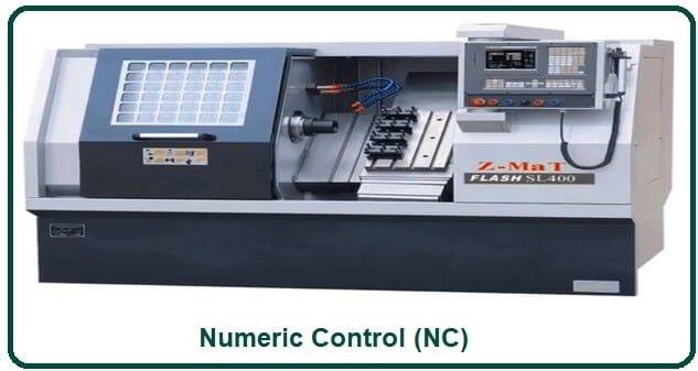 Numeric Control (NC)