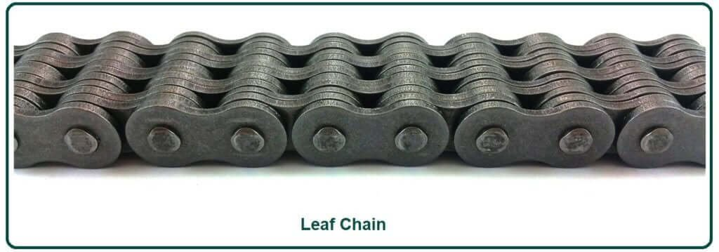 Leaf Chain.