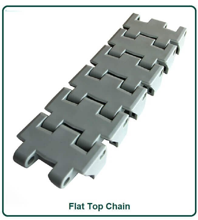 Flat Top Chain.