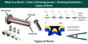 Types of Rivet