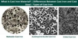 What Is Cast Iron Material