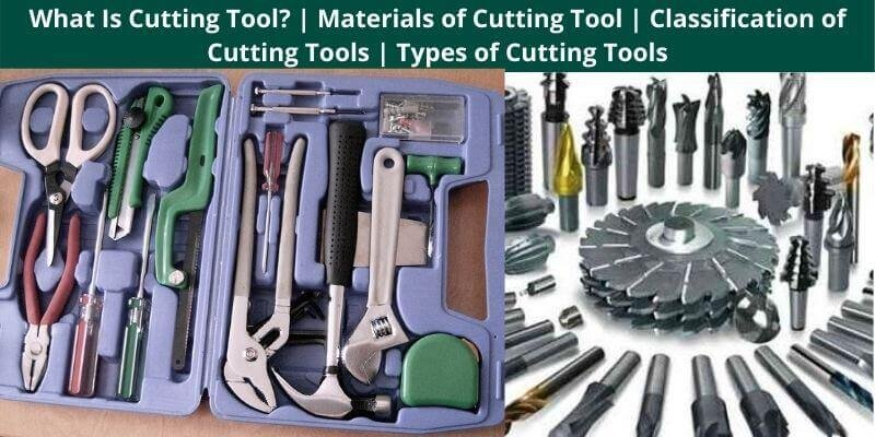 What Is Cutting Tool