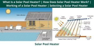 What Is a Solar Pool Heater How Does Solar Pool Heater Work