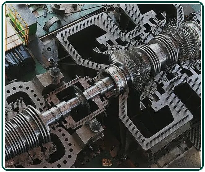 How Does a Steam Turbine Work.