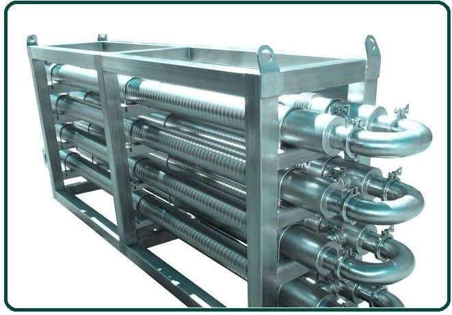 Tube in Tube Heat Exchangers.